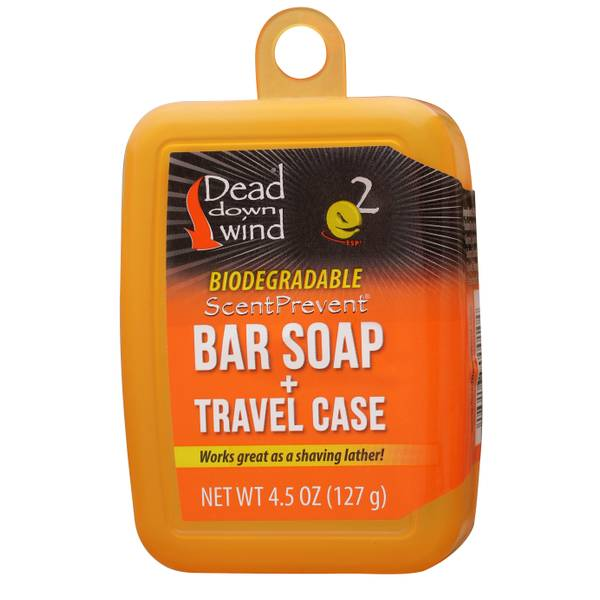 Bar Soap with Travel Case