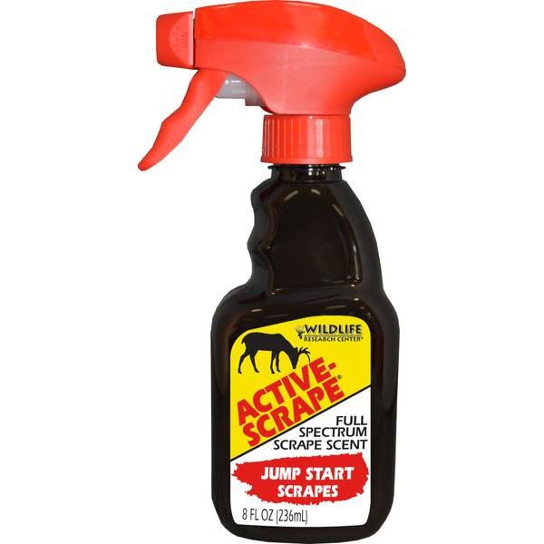 Wildlife Research Center Active Scrape Attractant Spray