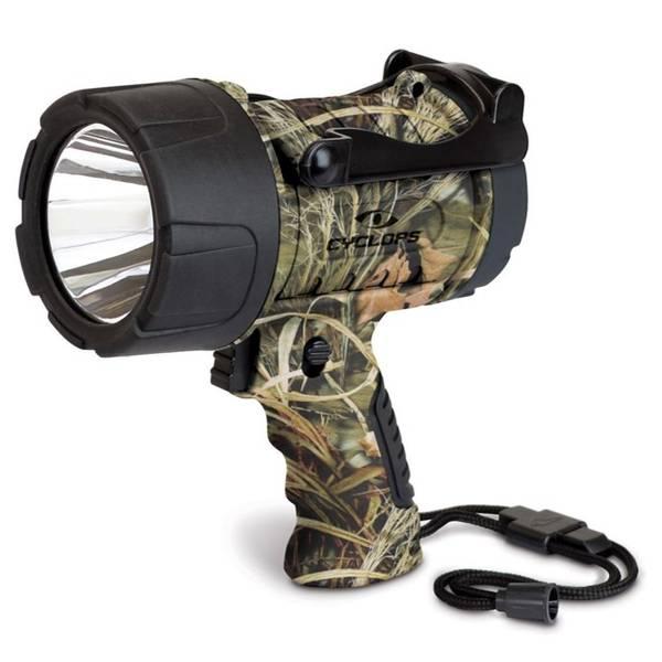350 Lumen Handheld Waterproof LED Spotlight