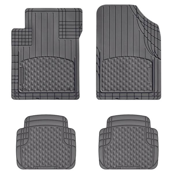 Trim-to-Fit All Vehicle Front And Rear Mat
