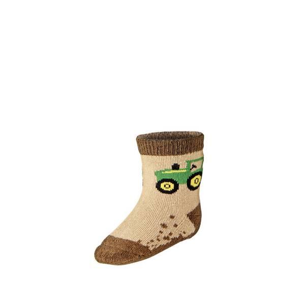 Kids' Tractor Crew Sock