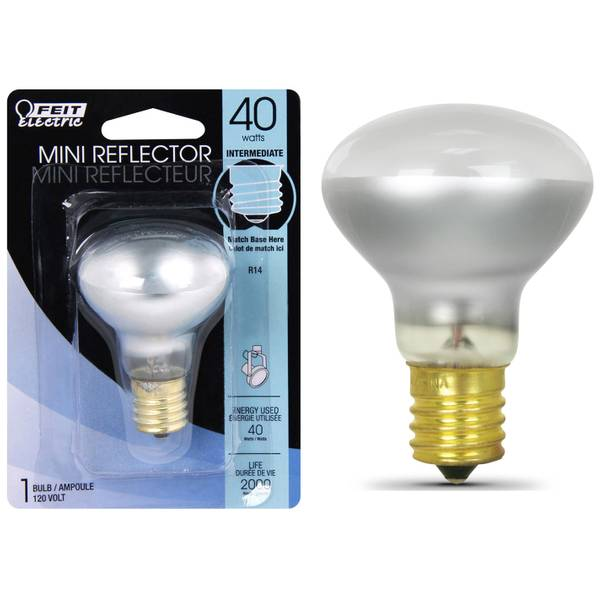 Frosted Reflector Bulb