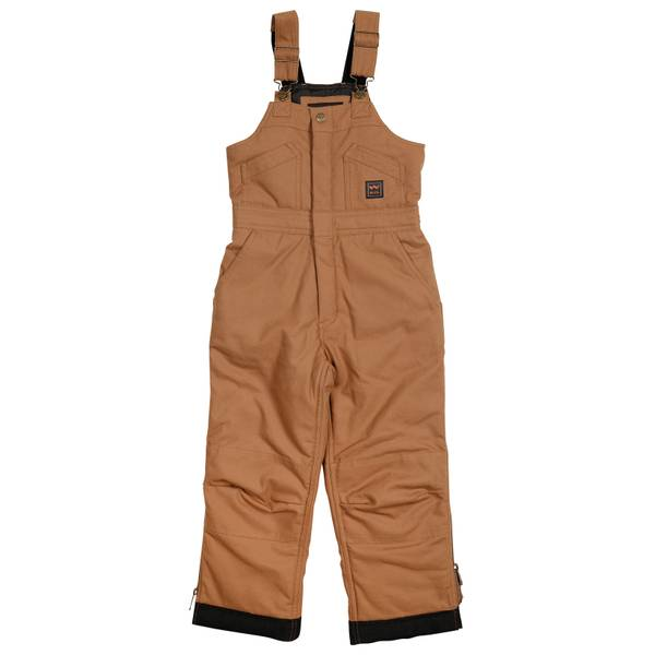 Little Boys' Duck Bib Overalls