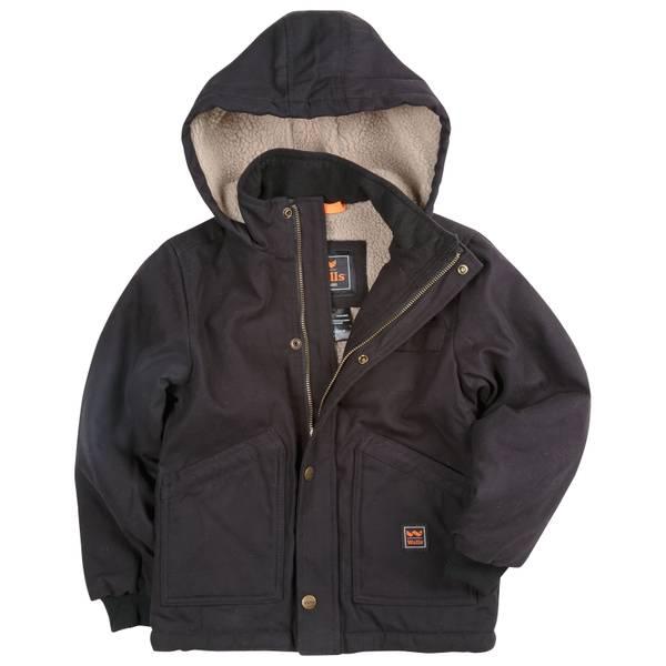 Toddler Boys' Hooded Duck Jacket