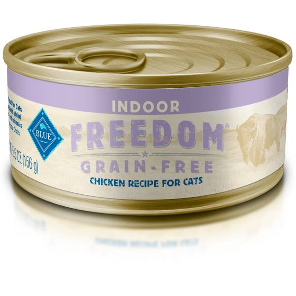 Freedom Indoor Natural Chicken Recipe Cat Food