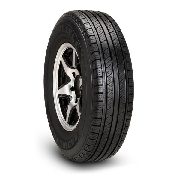 LRC Radial HD Trailer Tire - ST205/75R15
