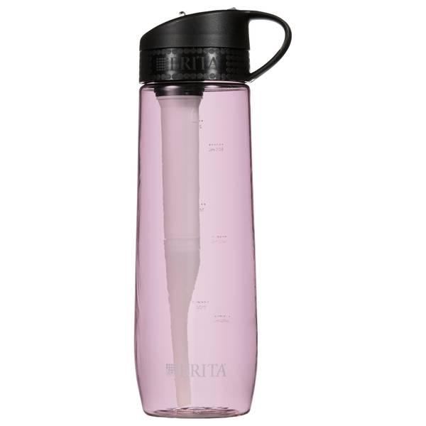 Brita Hard Sided Water Bottle Filter Brita Hard Sided BPA-Free Water Filter Bottle