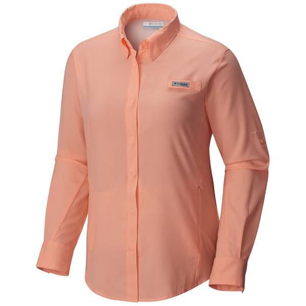 c9e911429ee Columbia Women's Plus Size PFG Tamiami II Long Sleeve Shirt