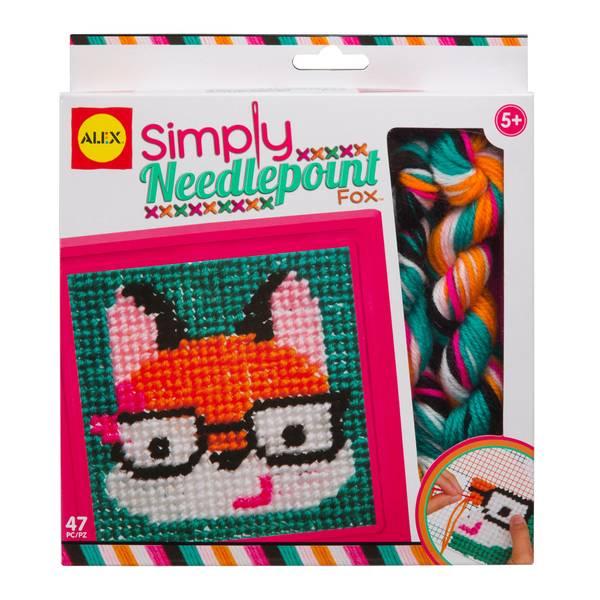 Simply Needlepoint - Fox