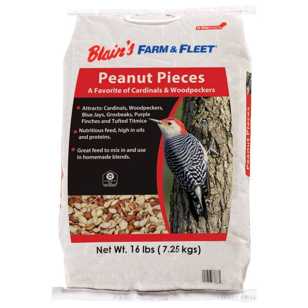 Peanut Pieces for Birds