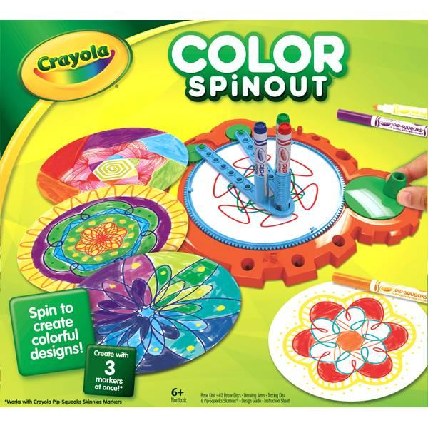 Color Spinout