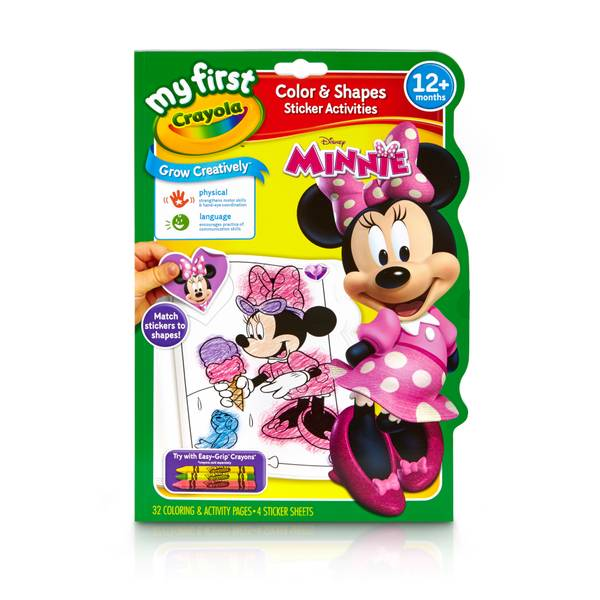crayola disney minnie coloring pages - photo#43