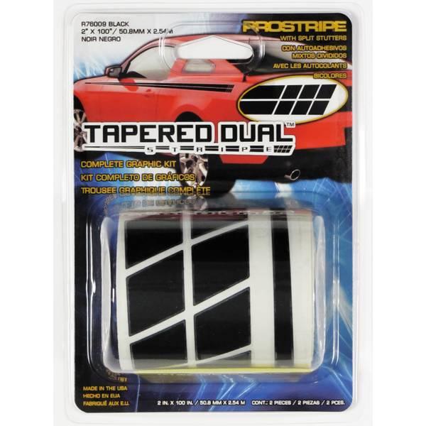Tapered Dual Stripe Kit