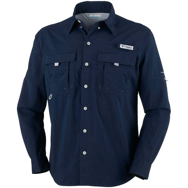 Men's Bahama Fishing Button Down Shirt