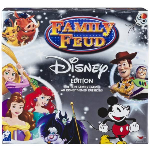 Cardinal Disney Family Feud Game