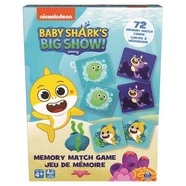 Licensed Memory Match Assortment