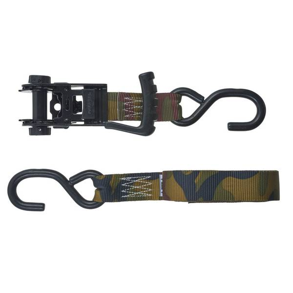 Keeper Ratchet TieDowns 2-Pack