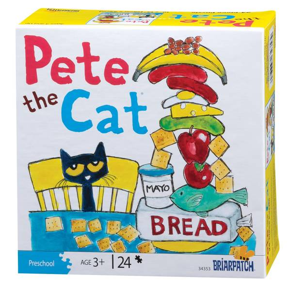 Pete the Cat Puzzle Assortment