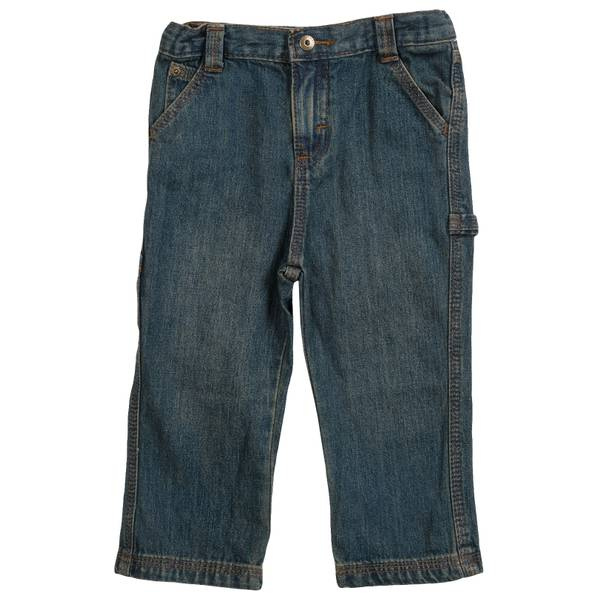 Toddler Boys' Mechanic Wash Preston Carpenter Jeans