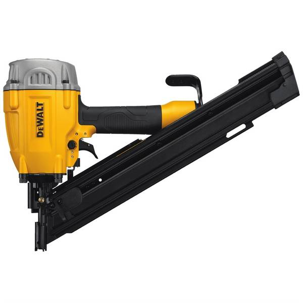 Dewalt 30 Degree Paper Tape Collated Framing Nailer