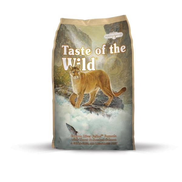 Canyon River Cat Food