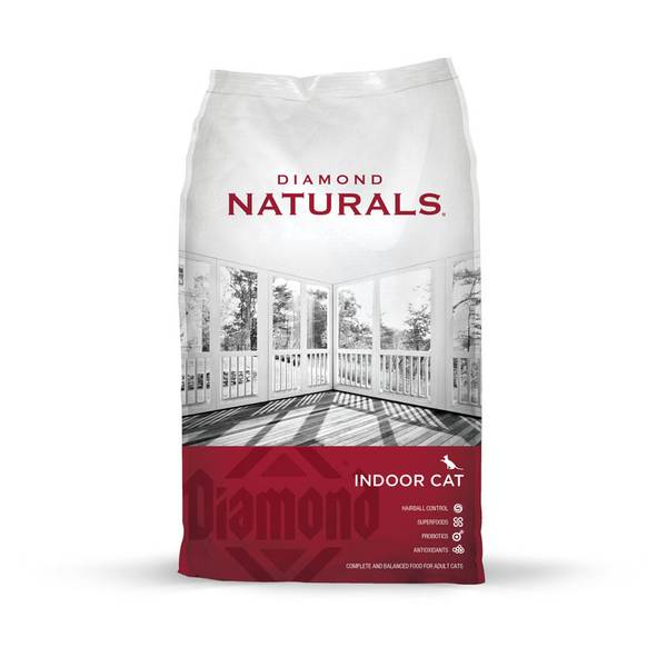Naturals Indoor Dry Cat Food