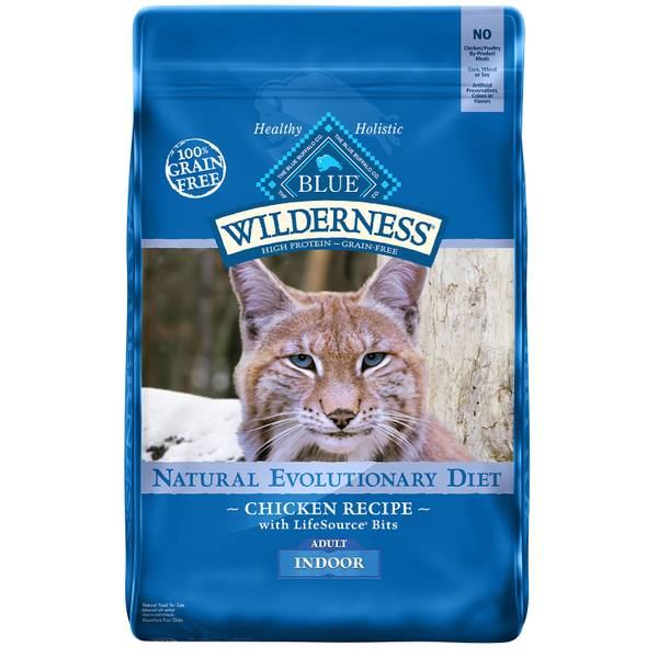 High Protein Dry Adult Chicken Cat Food