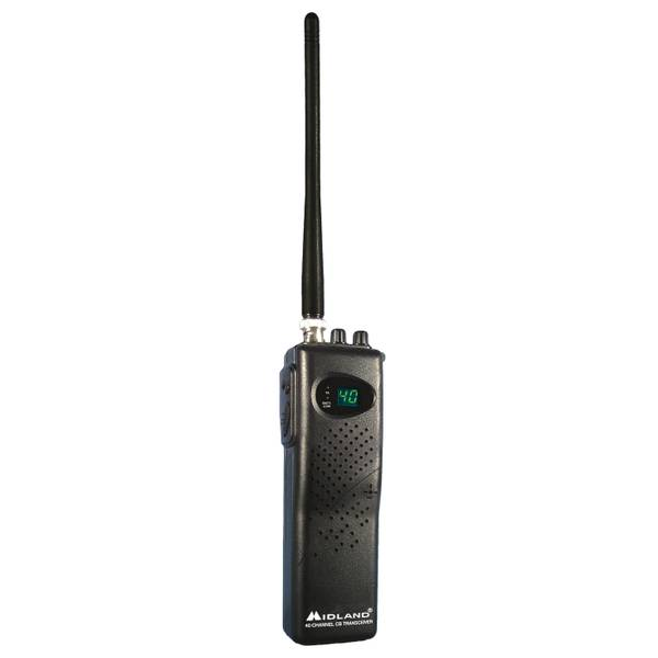 40-Channel Handheld CB Radio
