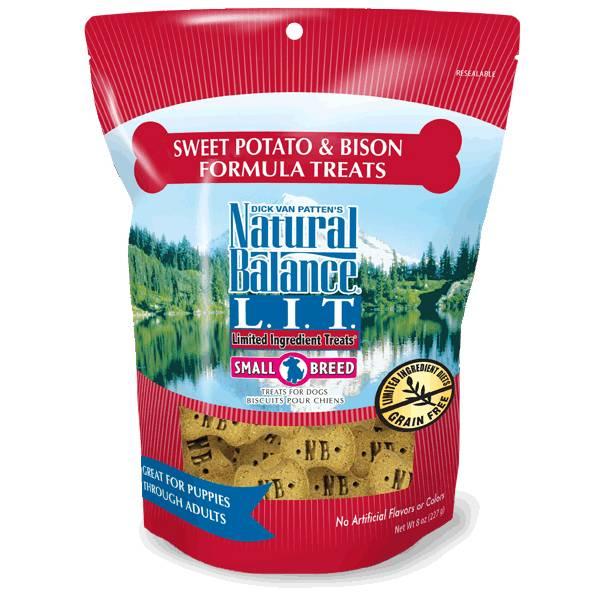 LIT Sweet Potato & Bison Dog Treats