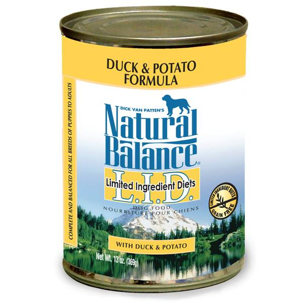 L.I.D. Duck & Potato Canned Dog Food