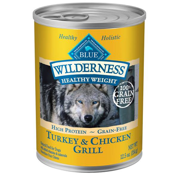 Healthy Weight Grain Free Dog Food