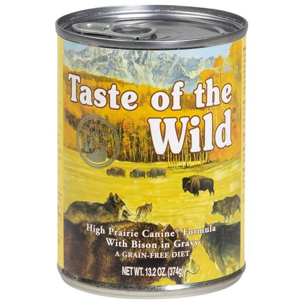 High Prairie Canned Dog Food