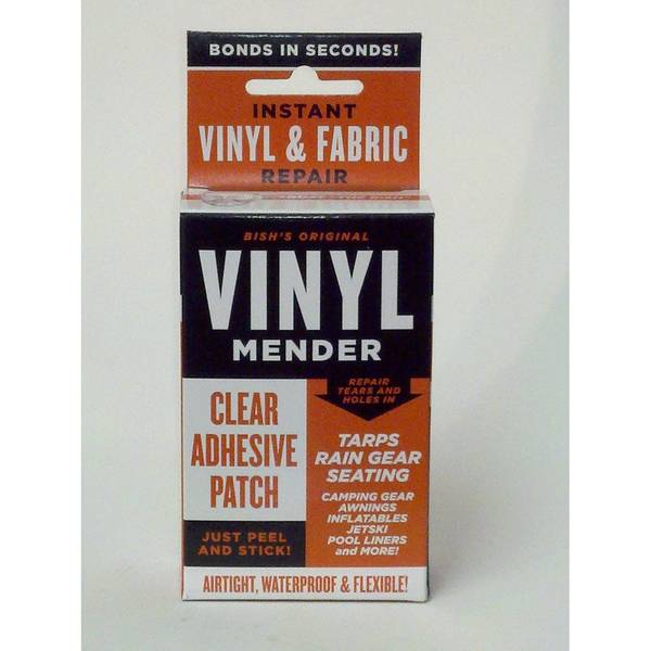 Original Vinyl Mender Adhesive Patches