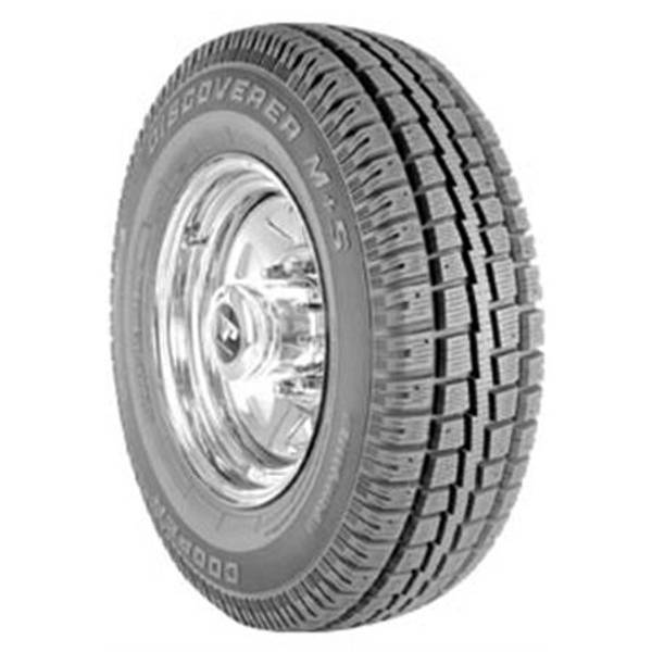 LT245/75R17 E DISC MS SNOW