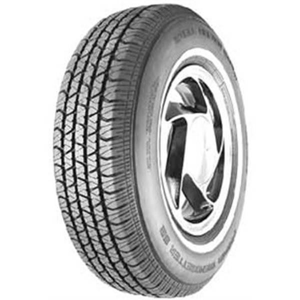 Trendsetter SE Black Sidewall Tire - P225/75R15