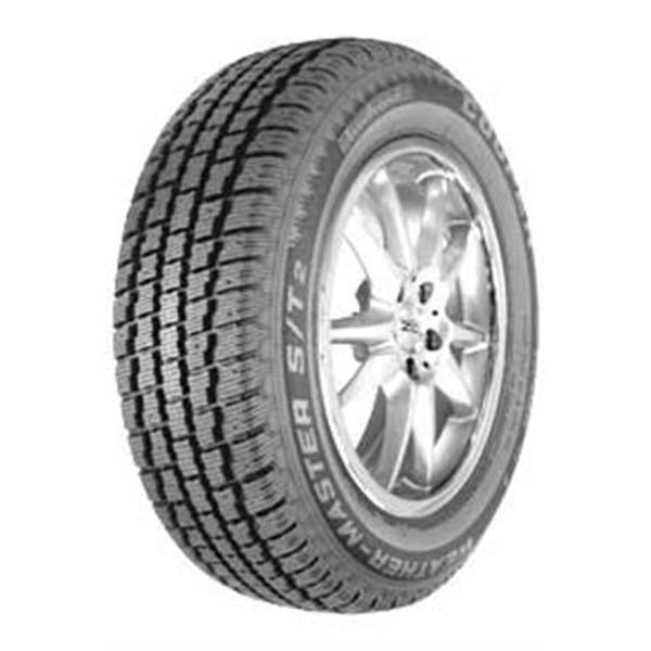 Weather-Master S/T2 Black Sidewall Tire - 205/65R15