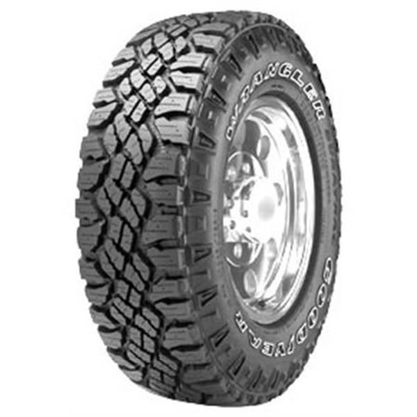 Wrangler Duratrac Black Sidewall Tire - LT275/70R18