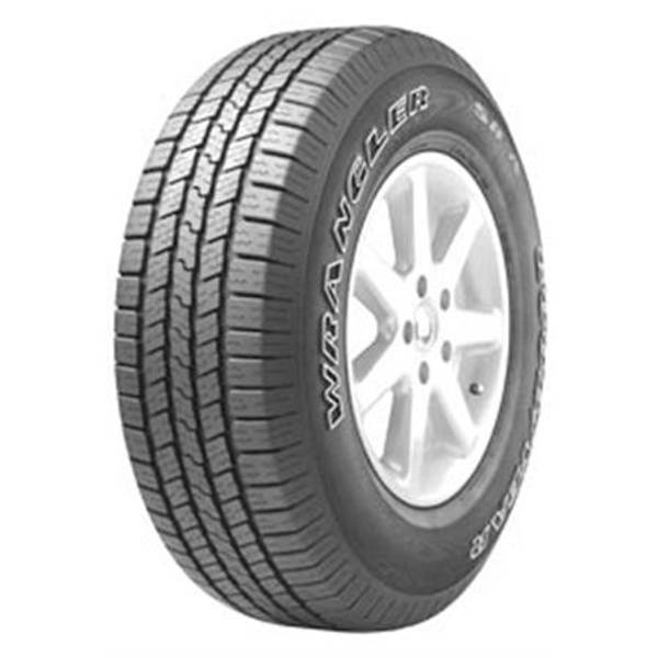 Wrangler SR-A Black Sidewall Tire - 265/65R18